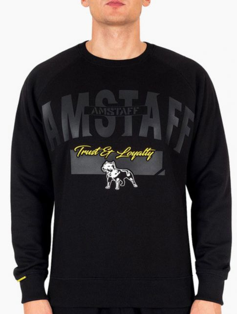 Amstaff Mikina Sakla Sweater black