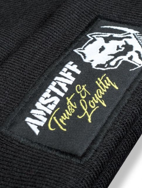 Amstaff Zimná Čiapka Loyalty - black